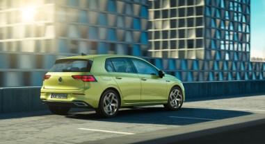 Volkswagen Golf 2019 compacte arrière feux