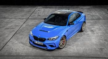 BMW M2 CS 2019 toit capot face avant