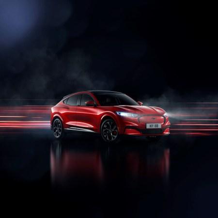 Ford Mustang Mach-E 2019 SUV électrique