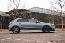 Essai Mercedes Classe A profil compacte