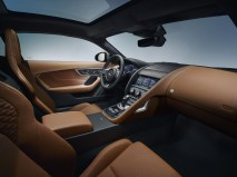 Jaguar F-Type 2019 intérieur