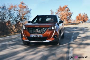 Photo essai dynamique Peugeot 2008 2 2019