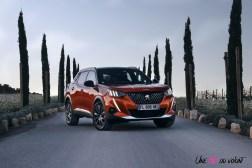 Photo essai statique Peugeot 2008 2 1.2 PureTech 155 GT Orange F