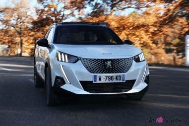 Photo essai Peugeot e-2008 2 GT 2019