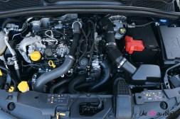 Photo essai Renault Clio 5 2019 moteur quatre cylindres TCe 130 essence