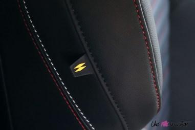 Photo essai Renault Clio 5 2019 logo Renault Sport
