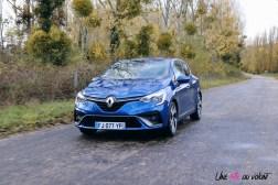 Photo essai Renault Clio 5 2019 avant dynamique