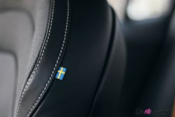Photo Essai Volvo S60 Polestar Engineered dŽtail sige drapeau sude