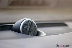 Photo Essai Volvo S60 Polestar Engineered haut-parleur systme audio Bowers & Wilkins