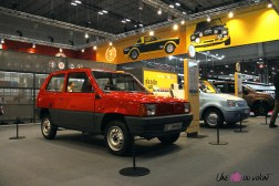 Photos Rétromobile 2020 Fiat Panda 30