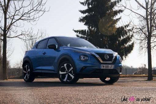 Photos essai Nissan Juke 2020 SUV