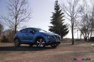 Photos essai Nissan Juke 2020 face avant