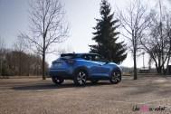 Photos essai Nissan Juke 2020 face arrire