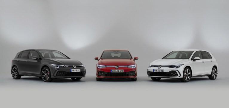 Photos Volkswagen Golf GTD, GTI et GTE 2020