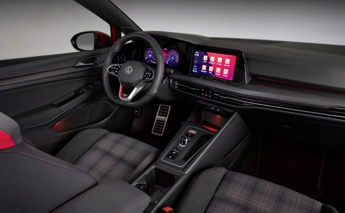 Photos Volkswagen Golf GTI 2020 intérieur
