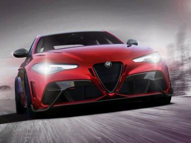 Photos Alfa Romeo Giulia GTA et GTAm 2020