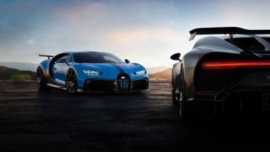 Photo of Bugatti Chiron Pur Sport: courbes et régime minceur