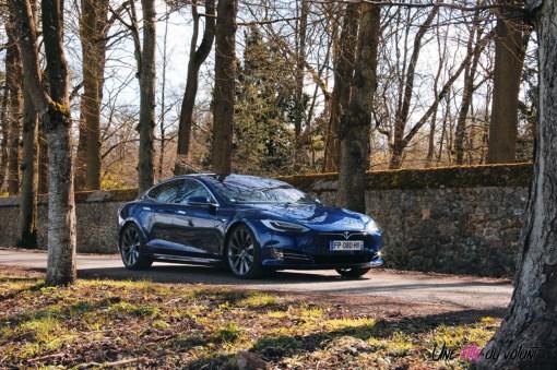 Photos essai Tesla Model S Grande Autonomie 2020 berline routire