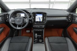 Photos Volvo XC40 T5 Recharge hybride rechargeable 2020 intŽrieur