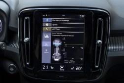Photos Volvo XC40 T5 Recharge hybride rechargeable 2020 Žcran tactile