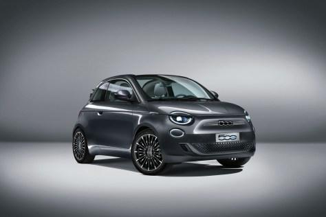 Photos Fiat 500 Žlectrique 2020Photos Fiat 500 électrique 2020