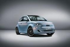 Photos Fiat 500 électrique2020 42 kWh