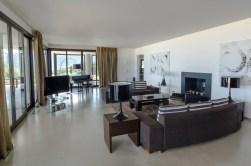 photos Hotel La Villa Calvi Corse salon suite vue mer