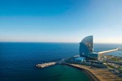 Photos hotel W Barcelona vue extŽrieure