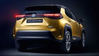 Photos Toyota Yaris Cross Hybride 2020 arrire