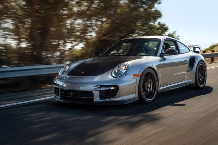 Porsche 911 type 997 GT2 RS