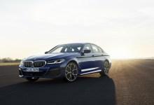Photo of BMW Série 5 restylée : lifting et électrification