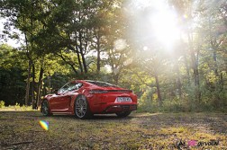 Photos essai Porsche 718 Cayman S 2020 coupŽ quatre cylindres