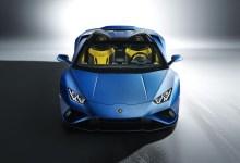 Photo of Lamborghini Huracan Evo RWD Spyder : 610 chevaux en plein air