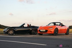 Photos Mazda MX-5 Eunos Edition 2020 statique 30me anniversaire