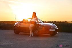 Photos Mazda MX-5 Eunos Edition 2020 Marie Lizak