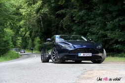 Photos essai Aston Martin DB11 Midnight Blue
