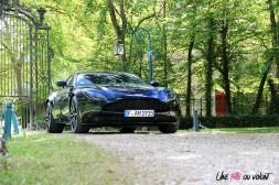Photos essai Aston Martin DB11 coupŽ