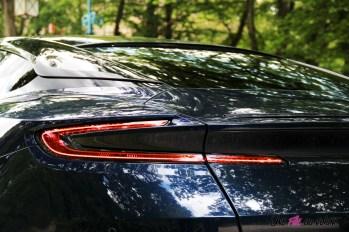 Photos essai Aston Martin DB11 dŽtail feu arrire