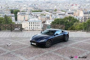 Photos essai Aston Martin DB11 V8