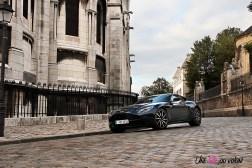 Photos essai Aston Martin DB11 Paris
