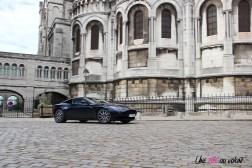 Photos essai Aston Martin DB11 profil dynamique