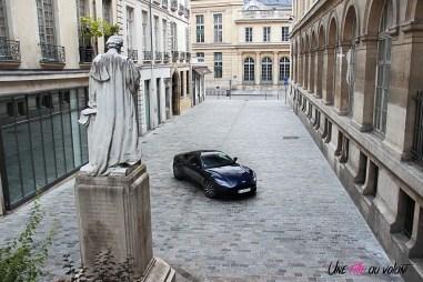 Photos essai Aston Martin DB11 V8 4,0 litres coupŽ statique