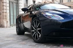 Photos essai Aston Martin DB11 dŽtail feux avant