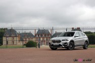 Photos essai BMW X1 hybride rechargeable 2020 X-Line