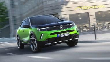 Photos Opel Mokka 2020 face avant