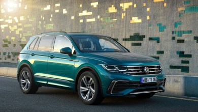 Photo of Volkswagen Tiguan restylé : il passe à l'hybride rechargeable