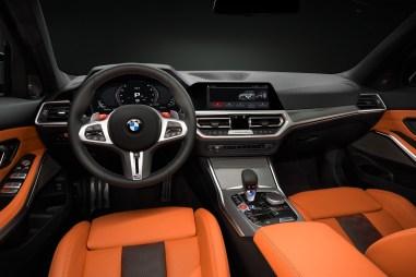 Photo intŽrieur BMW M3 2020