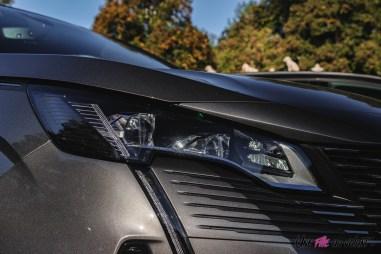 Photo feux Peugeot 3008 restylée