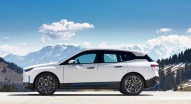 Photo profil BMW iX 2021