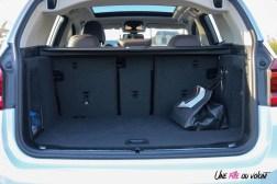 Photo coffre BMW iX3 2020